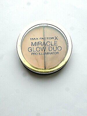 MAX FACTOR Miracle Glow Duo Highlighter - Medium 20 (5639)