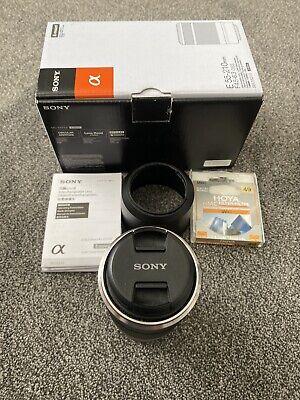 Sony E 4.5-6.3/55-210 OSS SEL55210 Camera Lens Silver