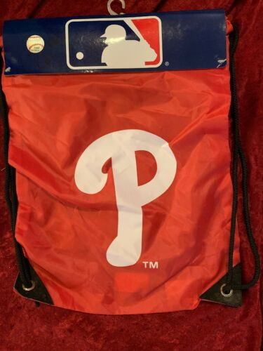 Philadelphia Phillies  MLB TEAM DRAWSTRING BACK-SACK / BACKP