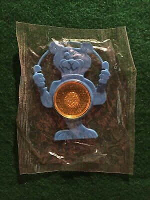 VTG Post SEALED ***SUGAR BEAR BICYCLE REFLECTOR*** cereal premium prize toy