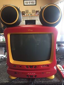 Authentic Disney tv and DVD