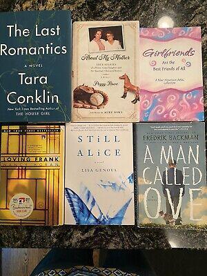 Pick: Loving Frank Still Alice A Man Called Ove Girlfriends The Last Romantics