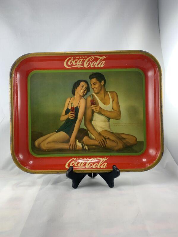 Coca-Cola Tarzan Tray Maureen O