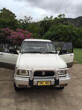 Holden Jackaroo 4x4 campervan for sale with long rego Parramatta Park Cairns City Preview