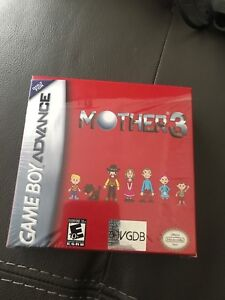 Mother 3 in box with manual GBA