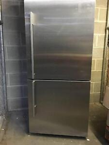 Fisher & Paykel Stainless Steel Fridge/Freezer Newcastle East Newcastle Area Preview