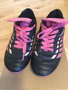 Size 3 Girl's Soccer Cleats
