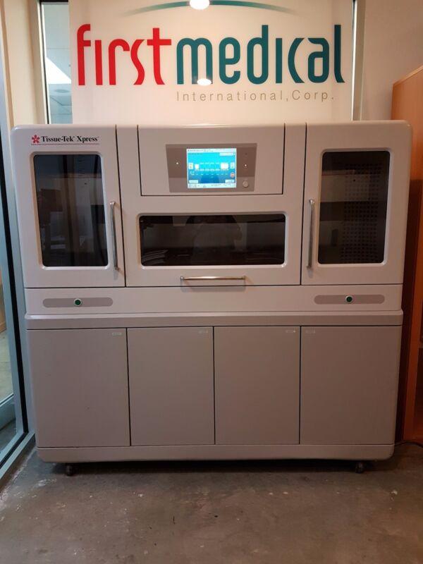 Tissue-Tek® Xpress x120 Rapid Tissue Processor