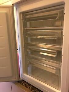 Freezer - bar size, under bench, swing door, 4 draws - for sale