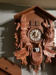 Large Hunter Style Cuckoo Clock
