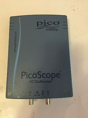 Pico Technology Picoscope 4224 2 Channel 20mhz Usb Powered Pc Oscilloscope