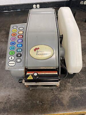 Better Pack 500 Electronic Kraft Packing Tape Dispenser In Original Box