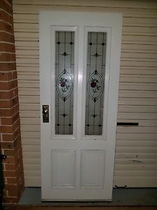 Entry timber door Liverpool Liverpool Area Preview