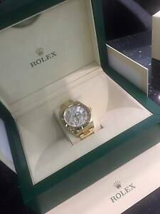 ROLEX OYSTER PERPETUAL SKY-DWELLER Burwood Burwood Area Preview