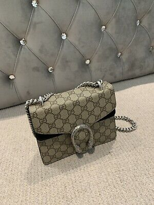 Gucci Dionysus style Supreme Mini Bag Black New Bag