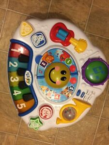 Stand n play activity table