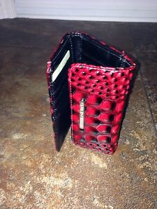 Red Ladies Wallet