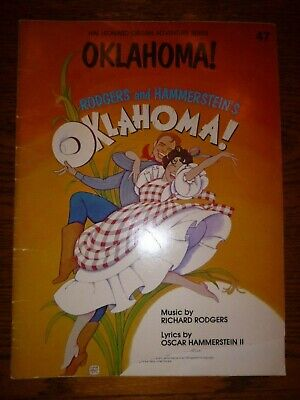 Standard Organ: Oklahoma .. Hal Leonard Organ Adventure Series #47 - Hal Leonard Organ