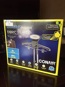 Fabric/clothes extreme steamer - NEW