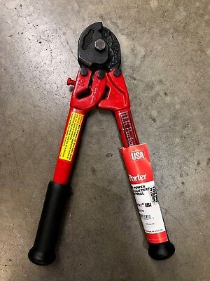 Shear Type Cable Cutter - HK PORTER 1490MTN 14