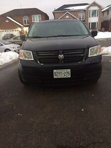 PRICE REDUCED-Dodge caravan 2010