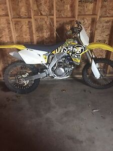 2007 Rmz 450 (has papers)