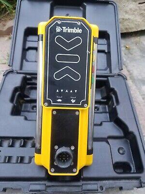 Trimble Model Gcr-1sm Machine Grade Control Laser Receiver