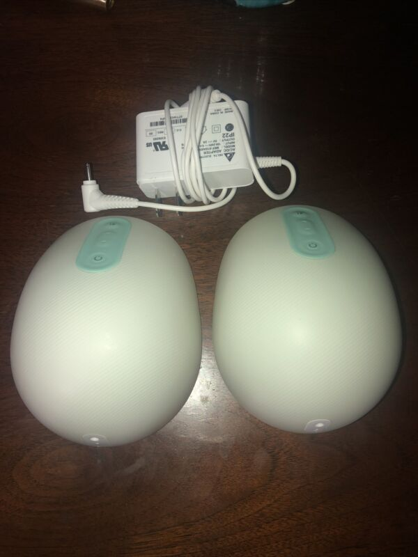 Willow 24mm 3rd Generation Breast Pump - White