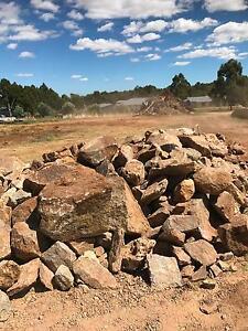 Toodyay Rock/Stone $50 per trailer load