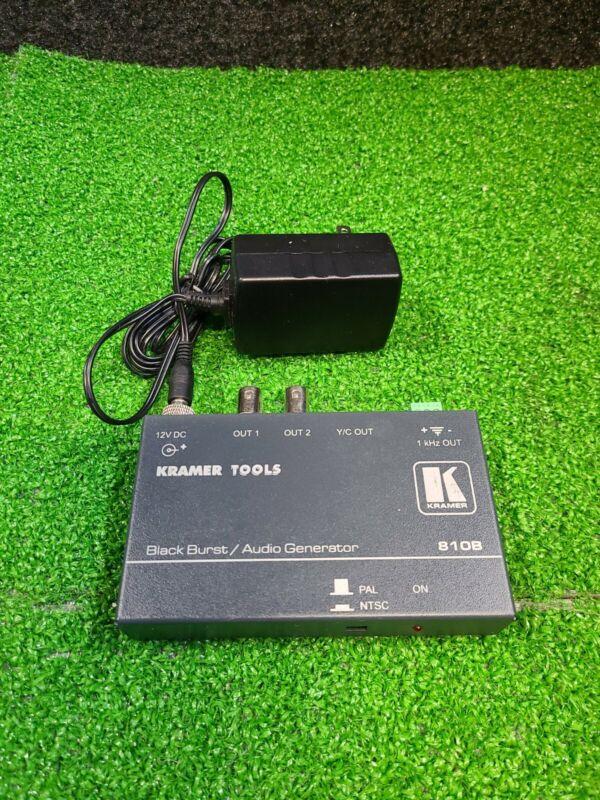 KRAMER TOOLS 810B BLACK BURST / AUDIO GENERATOR