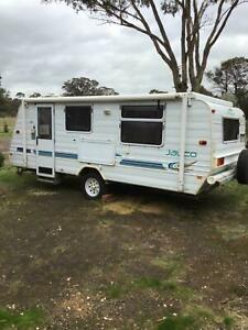 Jayco freedom outback pop top 16.5 Highton Geelong City Preview