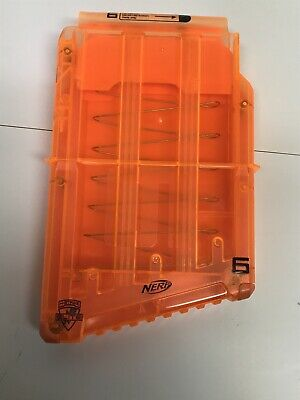 Nerf N-Strike Elite Mega Centurion 6 Round Clip Replacement Magazine