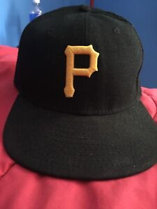 Pittsburg pirates baseball hat