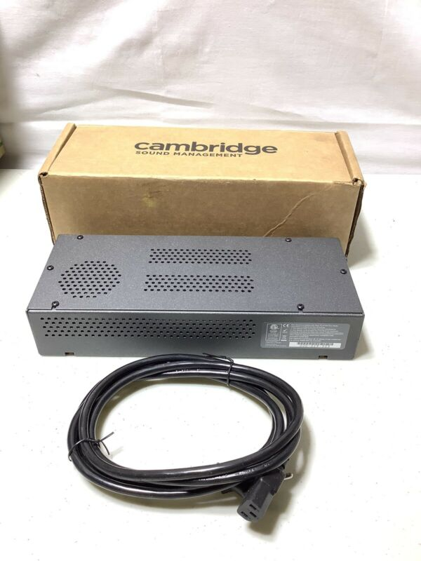 Cambridge Sound Management PS-AE-3 Active Emitter Power Supply ~ NEW OPEN BOX