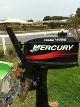 5hp Mercury outboard Port Elliot Alexandrina Area Preview