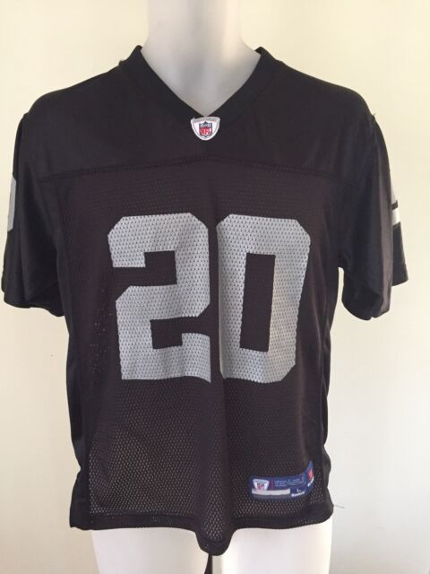 NFL OAKLAND RAIDERS JUNIOR LARGE 14-16 MCFADDEN ... 75fd9e041