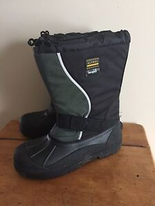 Safety winter boots