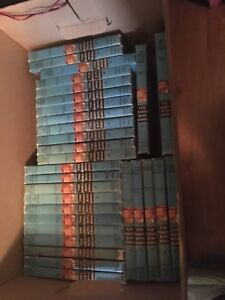 Complete Hardy boys book series