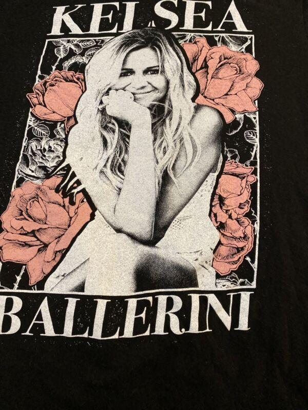 Kelsea Ballerini Black Concert T-shirt - 2017 Summer Tour