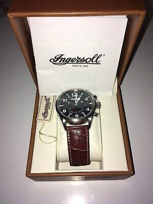 Ingersoll Designer Chronograph Aviator Watch