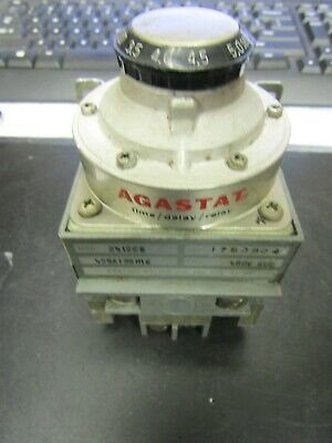 Agastat 2412cb Time Delay Relay