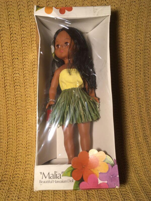 "Anekona ""Malia"" Hawaiian Doll"