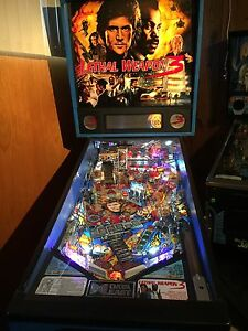 Pinball lethal weapon 3  West Island Greater Montréal image 1