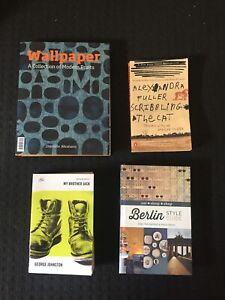 Books $3 each Brunswick Moreland Area Preview