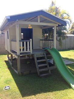 Cubby house / play centre Wynnum West Brisbane South East Preview