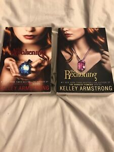 The awakening series by Kelley Armstrong