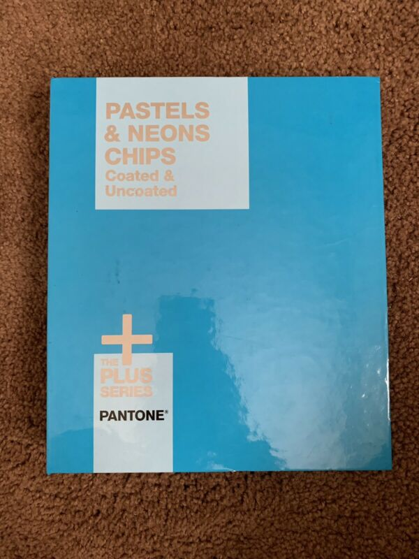 Pantone Plus Series Pastel & Neon Chips Book