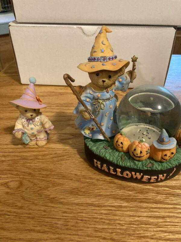 cherished teddies halloween