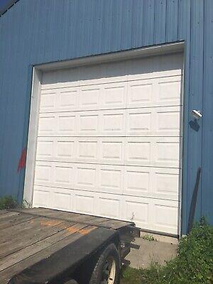 12x14 Overhead Garage Door