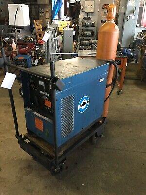 Miller Cp-200 Constantpotential Dc Arc Welding Power Source With Cart